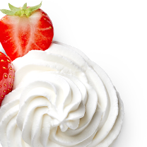 Fraise Chantilly
