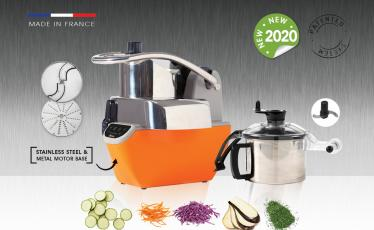 Introductory offer food processor and vegetable slicer